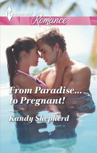 from paradise to pregnant